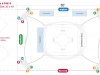 Tradeshow Booth Map